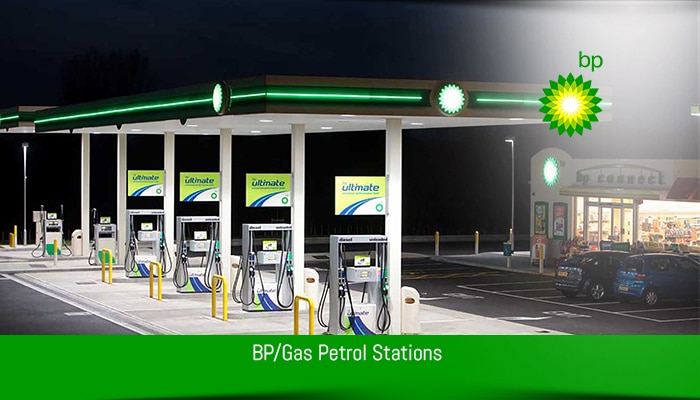 BP Newlands - fill up and refuel with a smile!
